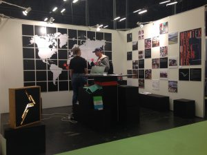 Architect without Borders exhibition stand
